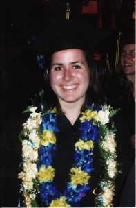 leslie forman graduating from the university of california berkeley