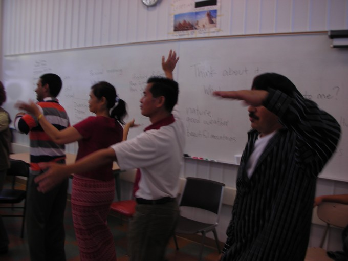 dance party at berkeley adult school